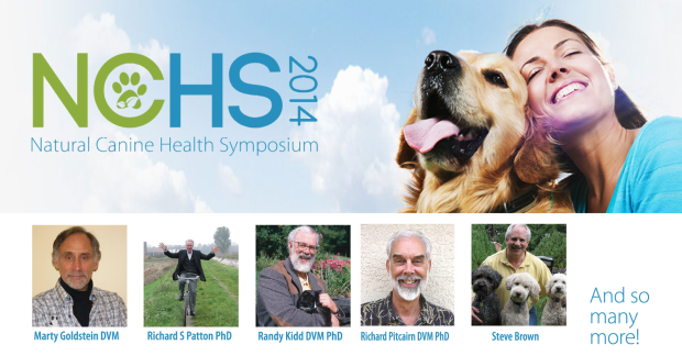 Natural Canine Health Symposium 2014
