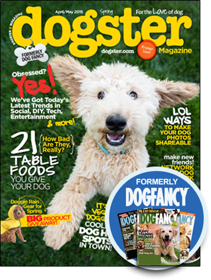 Dogster Magazine Agent