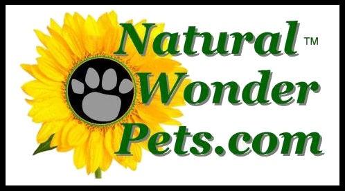 Natural Wonder Pets Logo Framed