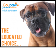 Coupaw Educated Choice Framed