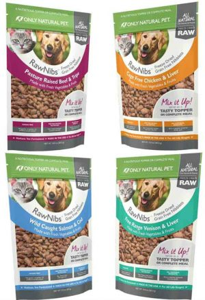 Only Natural Pet Freeze Dried