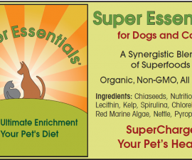 Super Essentials – Fabulous Superfood Supplement