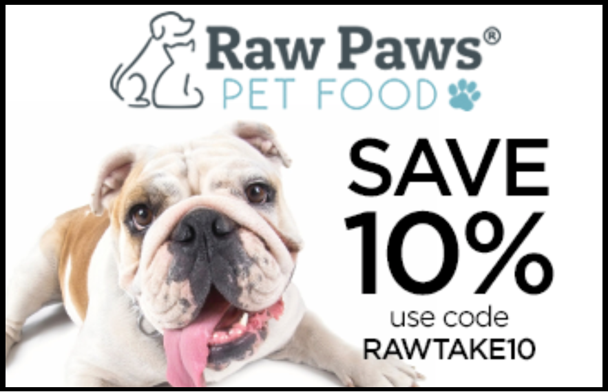 Coupon Code RAWTAKE10 for 10% OFF 1st Order
